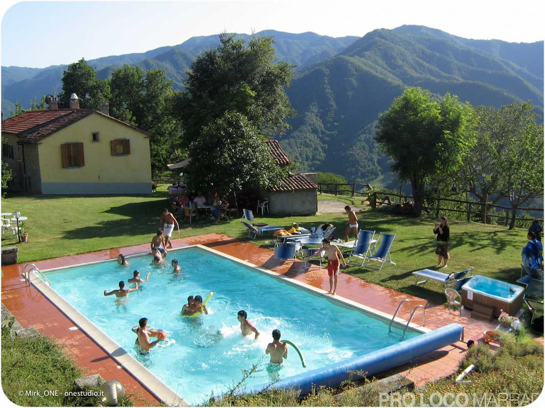 Agriturismo Piano Rosso Associazione Turistica Marradi